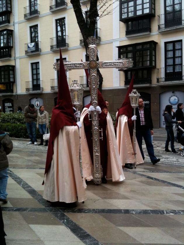 Easter procession, Granada, Spain