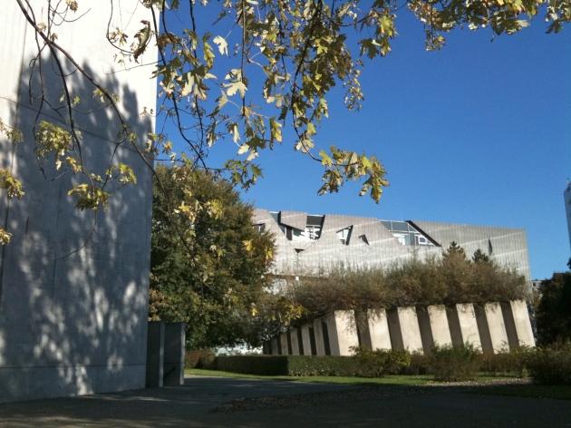 The new Jewish Museum