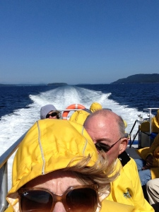 Whale-watching/Vancouver Island tour