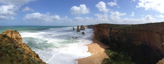 7 of the 12 apostles, which are now only 9!