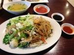 Singapore noodles at BaBa Laksa House