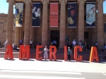 Art Gallery of New South Wales, America: Painting a Nation exhibition