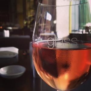 Luke Mangan's Rosé, Glass Brasserie