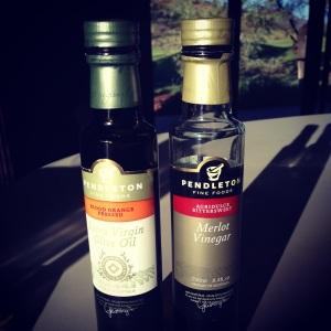 Blood Orange EVO and Merlot Vinegar