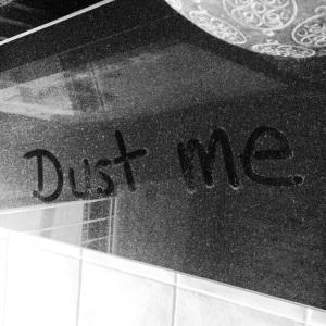 Builder's dust