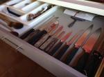 knives...