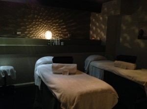 Room for 2 please?Endota Spa, Adelaide