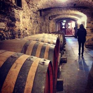 Sevenhill barrels