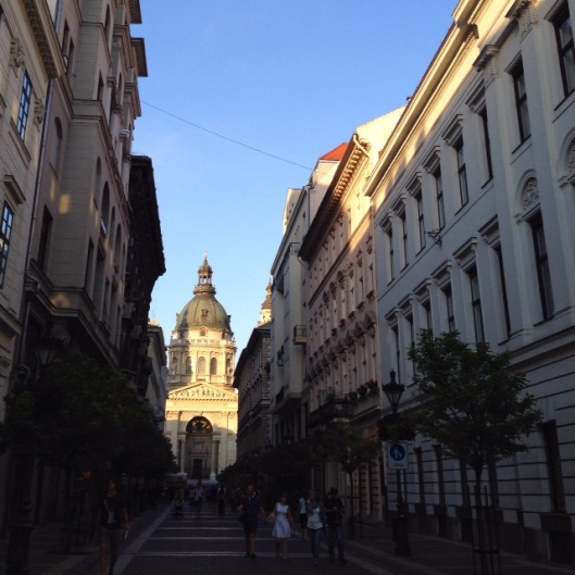 Budapest-St Stephens