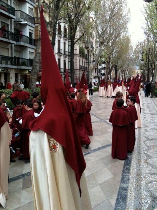 Granada-procession-holyweek