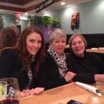 Allison, me, Aunt Mary