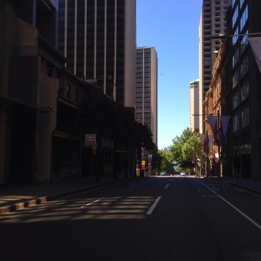 sydney-empty-streets