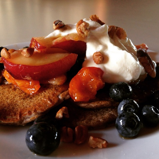 buckwheat-pancakes-fruit