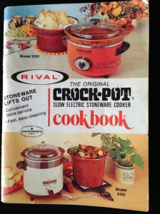 Rival Crock-Pot manual, circa 1977