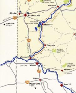 Adelaide:Broken Hill:Mildura map copy