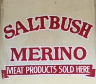 Saltbush Lamb, regional specialty.