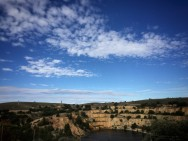 The open cut of the mine, Burra