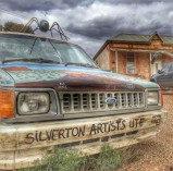 I'm wondering what makes an Artist's Ute different? Silverton