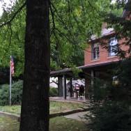 Porch at Inne at Watson's Choice